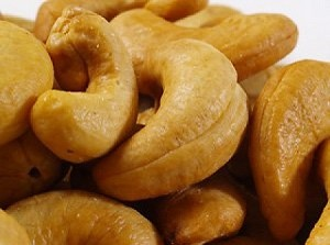 Organic Roasted Unsalted Cashews