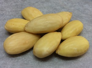 Australian Blanched Almonds