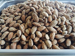 Salted Almonds (Insecticide Free)